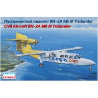 упаковка игры BN-2A Trislander Aurigry Air Services 1:144