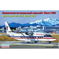 упаковка игры Самолет Short-360 American Eagle 1:144