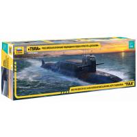 упаковка игры Атомная подводная лодка «Тула» проекта «Дельфин» 1:350