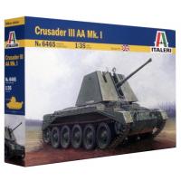 упаковка игры Танк CRUSADER III AA MK.I 1:35
