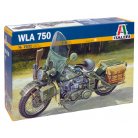 упаковка игры Мотоцикл WLA 750 1:9
