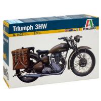 упаковка игры Мотоцикл TRIUMPH 3HW 1:9