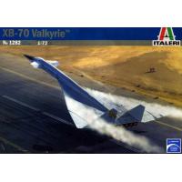упаковка игры Самолет XB-70 Валькирия 1:72