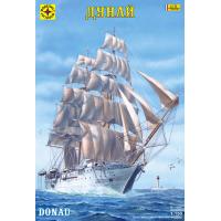 упаковка игры Корабль Дунай 1:150