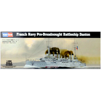 упаковка игры Корабль French Navy Pre-Dreadnought Battleship Danton 1:350