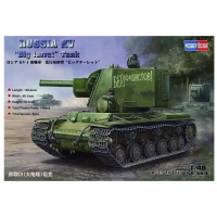 упаковка игры Танк Russian KV-1 Big Turret 1:48