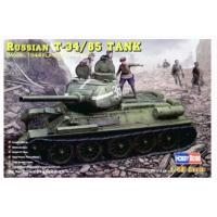 упаковка игры Танк Russian T-34/85 (model 1944) 1:48