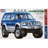 упаковка игры Mitsubishi Montero/Pajero 1:24