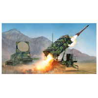 упаковка игры ЗРК Патриот пусковая установка и радар 1:35
