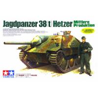 упаковка игры Jagdpanzer Hetzer 1:35
