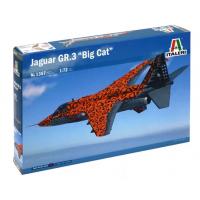 упаковка игры Самолет Sepecat Jaguar GR.3 Big cat 1:72
