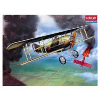 упаковка игры Самолет SPAD XIII WWI FIGHTER 1:72