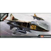 упаковка игры Самолет Mig-27 FLOGGER-D 1:72