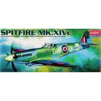 упаковка игры Самолет SPITFIRE MK XIVC 1:72