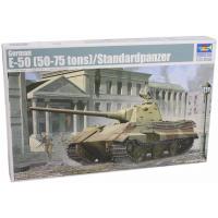 упаковка игры Танк немецкий танк Е-50 1:35