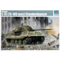 упаковка игры Танк немецкий танк Е-75 1:35