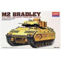 упаковка игры БМП M2 Bradley 1:35