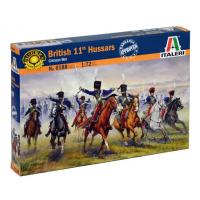 упаковка игры Фигуры BRITISH 11th HUSSARS 1:72