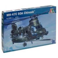 упаковка игры Вертолет MH-47 E SOA CHINOOK 1:72