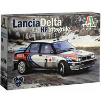 упаковка игры Автомобиль LANCIA DELTA HF INTEGRALE 1:24