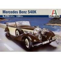 упаковка игры Автомобиль MERCEDES BENZ 540K 1:24