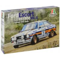 упаковка игры Автомобиль Ford Escort RS 1800 Mk.II 1:24