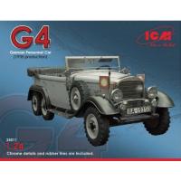 упаковка игры Typ G4 (производства 1939), автомобиль германского руководства 1:24