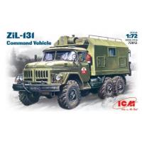 упаковка игры Зил-131 КП, грузовик 1:72