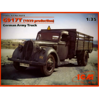 упаковка игры G917T (производства 1939), немецкий грузовой автомобиль 1:35