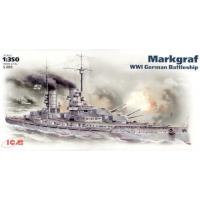 упаковка игры Линейный крейсер  «Маркграф» 1:350
