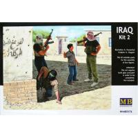 упаковка игры Фигуры Арабское народное ополчение 1:35