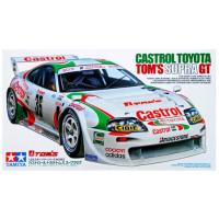 упаковка игры Castrol Toyota Tom's Supra GT 1:24