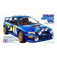 упаковка игры Subaru Impreza WRC 1:24