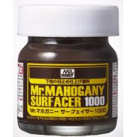 упаковка игры Грунтовка SF-290 MR.MAHOGANY SURFACER 1000 40мл