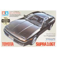 упаковка игры TOYOTA SUPRA 3.0 GT, 1986 г. 1:24