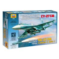 упаковка игры Самолет Су-27SM 1:72
