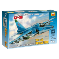 упаковка игры Самолет Су-39 1:72