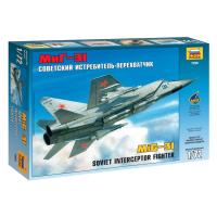 упаковка игры Самолет МиГ-31 1:72