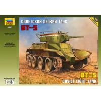 упаковка игры Танк Бт-5 арт.3507 1:35