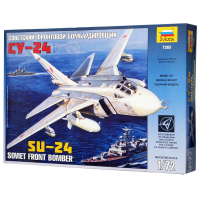 упаковка игры Самолет Су-24 1:72