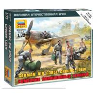 упаковка игры Немецкие авиатехники 1:72