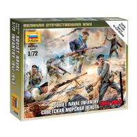 упаковка игры Советская морская пехота 1941-1943 1:72