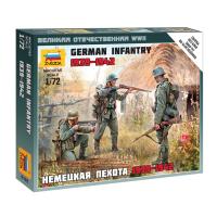 упаковка игры Немецкая пехота 1:72