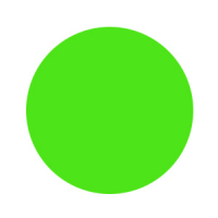 упаковка игры Краска ярко-зеленая для моделей Акрил-46 Zvezda