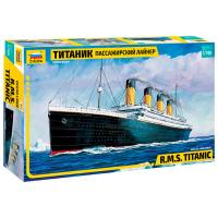 упаковка игры Титаник 1:700