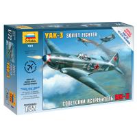 упаковка игры Самолет ЯК-3 1:72