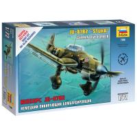 упаковка игры Бомбардировщик Ju-87B2 1:72
