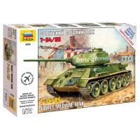 упаковка игры Танк Т-34/85 1:72