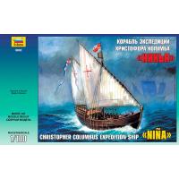 упаковка игры Корабль Нинья 1:100