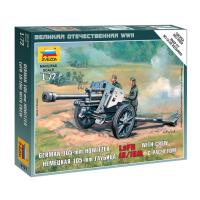 упаковка игры Немецкая 105 мм гаубица 1:72